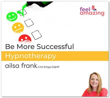 Be More Successful - Hypnosis Download App by Ailsa Frank