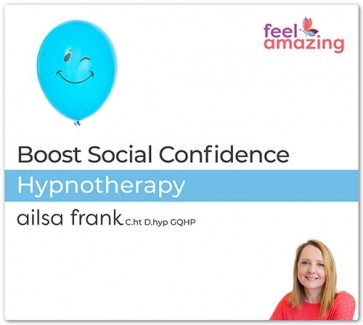 Boost Social Confidence Hypnosis Download