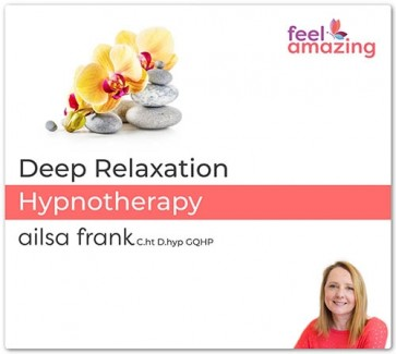 Deep Relaxation - Hypnosis Download App by Ailsa Frank