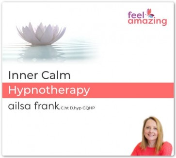 Inner Calm - Hypnosis Download App By Ailsa Frank