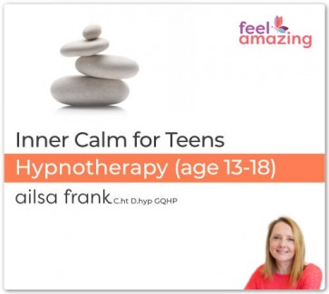Inner Calm for Teens (13-18) - Hypnosis Download App By Ailsa Frank