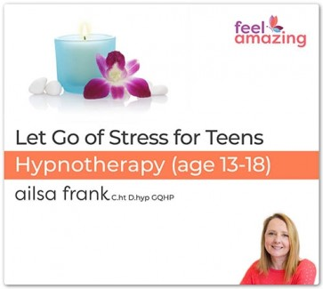 Let Go of Stress for Teens Hypnosis download
