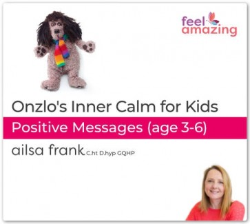 Onzlo Inner Calm for Kids (3-6) – Positive Messages Hypnosis Download