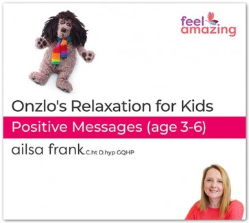 Onzlo's Relaxation for Kids (age 3-6) Hypnosis Download