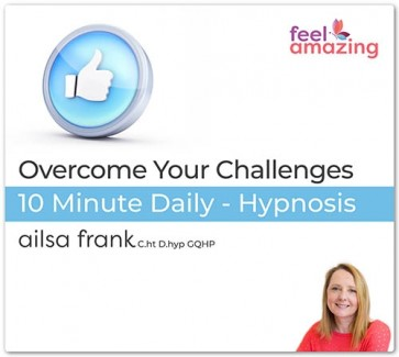 Overcome Challenges - 10 Minute Daily Hypnosis download