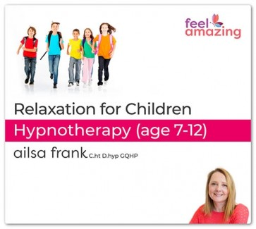 Relaxation for Children (age 7-12) Hypnosis download