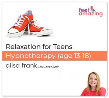 Relaxation for Teens (age 13-18) Hypnosis Download