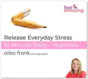 Release Daily Stresses - 10 Minute Daily Hypnosis Download