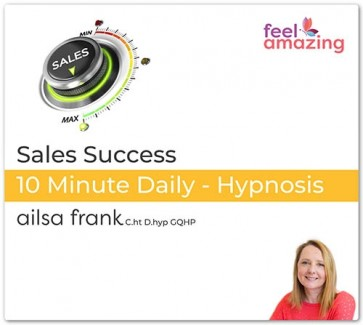 Sales Success - 10 Minute Daily Hypnosis download