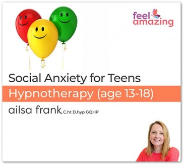 Social Anxiety for Teens Hypnosis Download