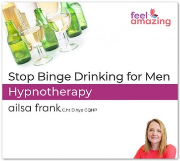 Stop Binge Drinking for Men Hypnosis Download