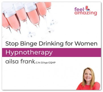 Stop Binge Drinking for Women Hypnosis Download