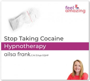 Stop Taking Cocaine - Hypnosis Download App By Ailsa Frank