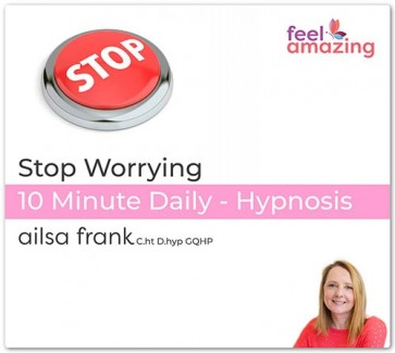 Stop Worrying Hypnosis Download