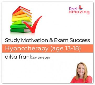 Study Motivation & Exam Success (age 13 – 18) Hypnosis Download