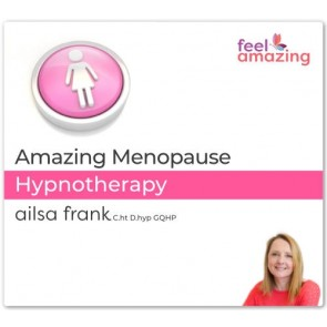 Amazing Menopause - Hypnosis Download App by Ailsa Frank