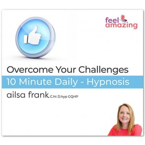 Overcome Your Challenges - hypnosis download