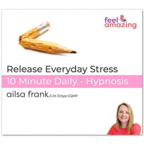 Release Everyday Stresses - 10 Minute Daily Hypnosis Download