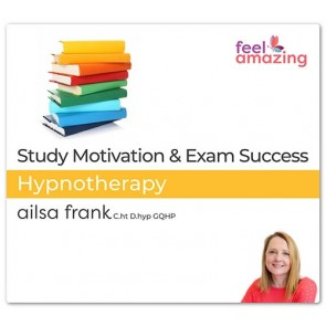 Study Motivation and Exam Success - Hypnosis Download App By Ailsa Frank