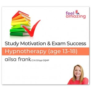 Study Motivation & Exam Success (age 13 – 18) - Hypnosis Download By Ailsa Frank