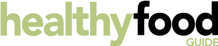 Healthy Food Guide magazine logo