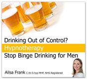 Stop Binge Drinking for Men - Hypnotherapy Download