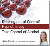 Take control of alcohol CD by Ailsa Frank