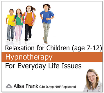 Relaxation for Children (age 7-12) - Hypnosis MP3 Downloads