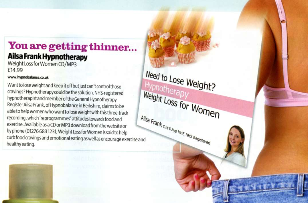 Are you getting thinner - Healthy Shopping | What Doctors Don't Tell you Magazine