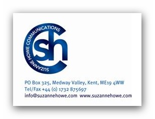 Suzanne Howe communication logo