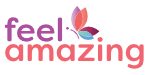 feel amazing logo
